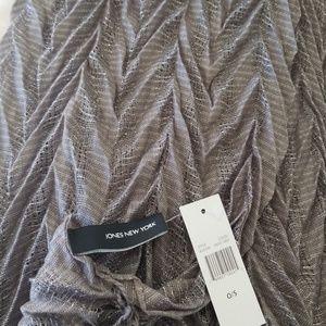 Jones New York Accessories - Grey scarf